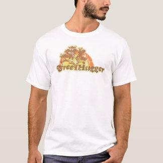 Retro Tree Hugger T-Shirt