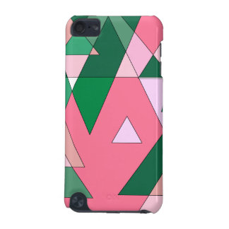 Retro Triangle Abstract iPod Touch (5th Generation) Cover
