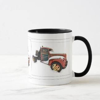 Retro Truck  Mug