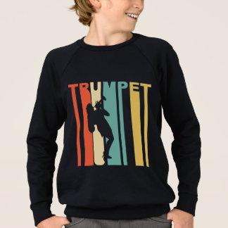 Retro Trumpet Sweatshirt