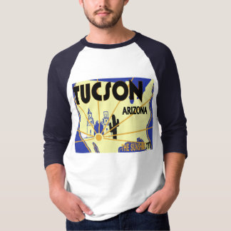 Retro Tucson Arizona advertising T-Shirt