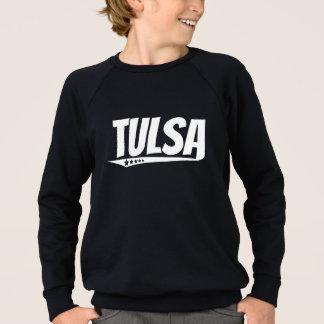 Retro Tulsa Logo Sweatshirt