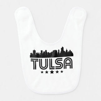 Retro Tulsa Skyline Bib