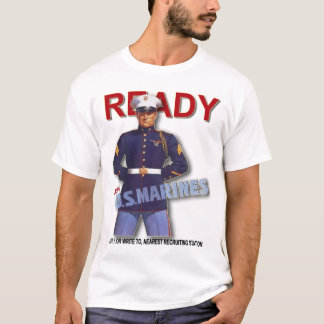 Retro United States Marine Corps T-Shirt