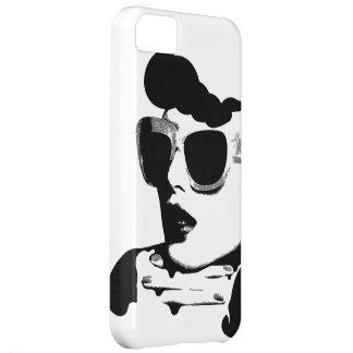 Retro Vamp iPhone 5C Case