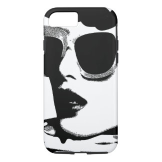 Retro Vamp iPhone 7 Case