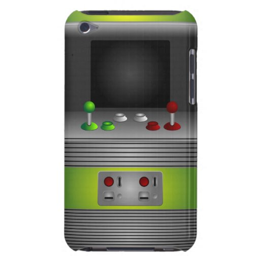 Retro Video Game Console iPod Touch Case