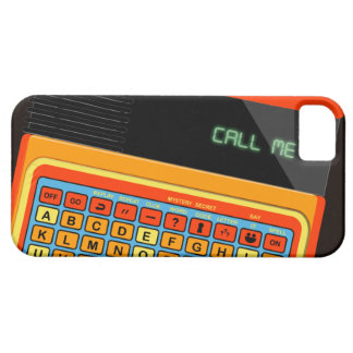 Retro video game Speak spell texas instruments vin Case For The iPhone 5