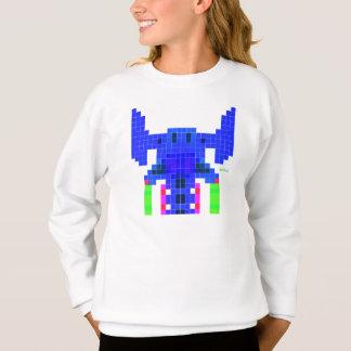 retro video games sweatshirt