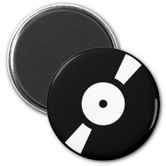 retro vinly record refrigerator magnets