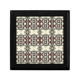 Retro Vintage Ancient Pattern Gift Boxes