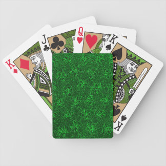 Retro Vintage Green Playing Cards Bicycle Playing Cards