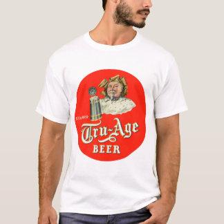 Retro Vintage Kitsch Beer Ale Tru-Age Scranton T-Shirt