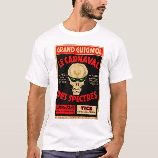 Retro Vintage Kitsch Grand Guignol La Caranval T-Shirt