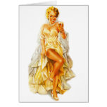 Retro Vintage Kitsch Pin Up Pinup Beer Love Girl