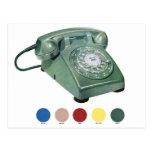 Retro Vintage Kitsch Telephone Phone Model 500