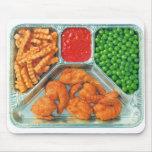 Retro Vintage Kitsch TV Dinner 'Shrimp'