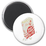 Retro Vintage Movie Theatre Popcorn
