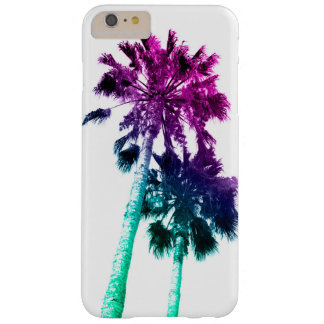 Retro Vintage Ombre Pop Art Los Angeles IPhoneCase Barely There iPhone 6 Plus Case