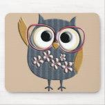 Retro Vintage Owl