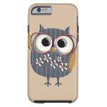 Retro Vintage Owl iPhone 6 Case