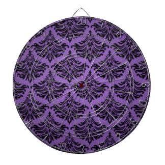 Retro Vintage Purple Dart Board