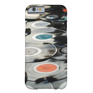Retro Vintage Records Albums Phone Case