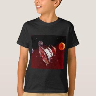 Retro Vintage Sci Fi 1967 Mars Lander Tee Shirts