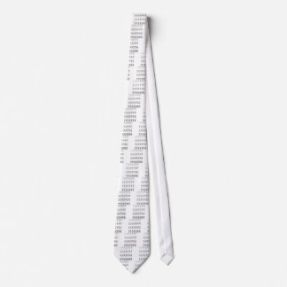 retro vintage set of dominoes tie