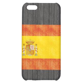 Retro Vintage Spain Flag iPhone 5C Case