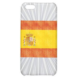 Retro Vintage Spain Flag iPhone 5C Cover