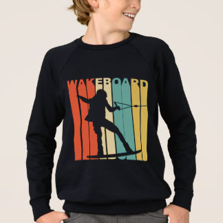 Retro Wakeboard Sweatshirt
