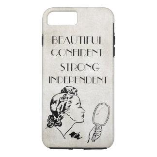 Retro Woman Mirror Beautiful,Strong...iPhone7 Plus iPhone 7 Plus Case
