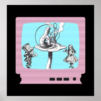 Retro Wonderland TV Poster