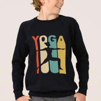 Retro Yoga Sweatshirt