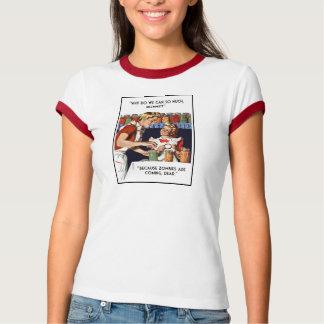 Retro zombie shirt