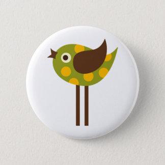 RetroAfTweetP16 6 Cm Round Badge