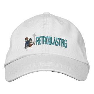 RetroBlasting Adjustable Hat