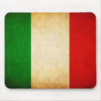Retry Italy Flag Mosue pad Mouse Pad