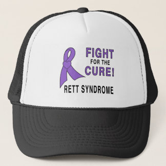 Rett syndrome Awareness: Fight for the Cure! Trucker Hat