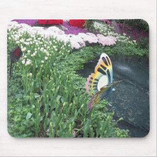 RETURN GIFTS Butterfly Garden Flower Ladybug VEGAS Mouse Pad