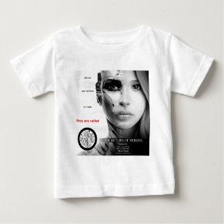Return of Heroes Promo - Jessica Baby T-Shirt