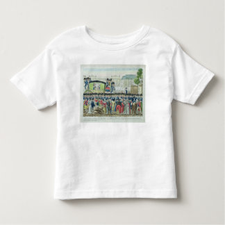 Return of the French Royal Family to Paris Toddler T-Shirt