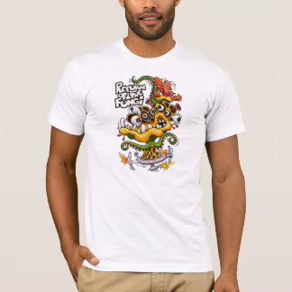 Return of the Fungi White T-Shirt