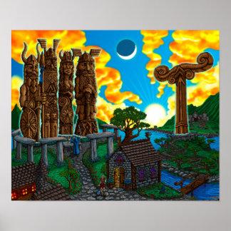 Return of The Gods Poster