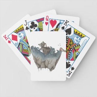 Return of The Lucky Tiger Bicycle Playing Cards
