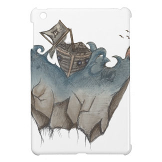 Return of The Lucky Tiger iPad Mini Cases