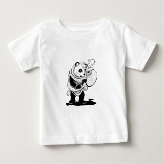 Return of the Pandacorn and octopus Baby T-Shirt
