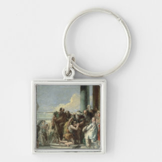 Return of the Prodigal Son, 1780 Key Ring