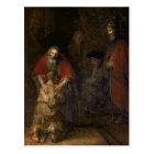 Return of the Prodigal Son, c.1668-69 Postcard